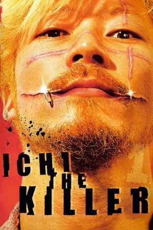 Ichi the Killer film poster