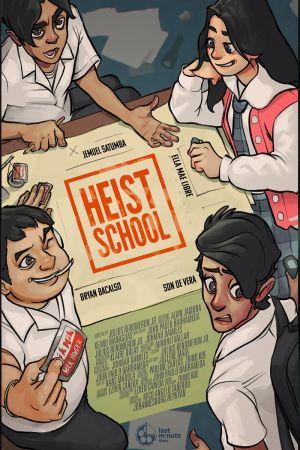 Heist School film poster