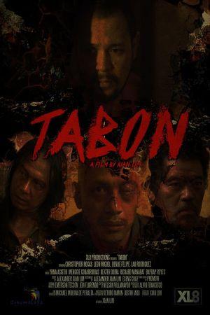 Tabon film poster