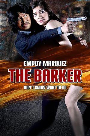The Barker film poster