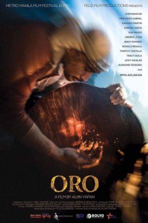 Oro film poster