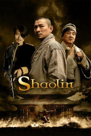 Shaolin film poster