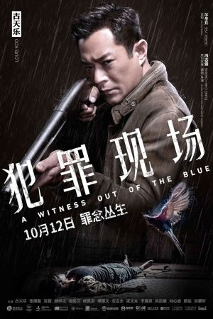A Witness Out of the Blue film poster
