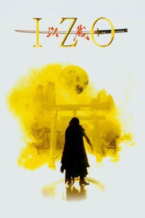 Izo film poster