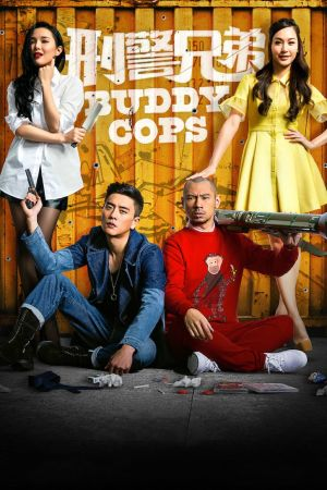 Buddy Cops film poster