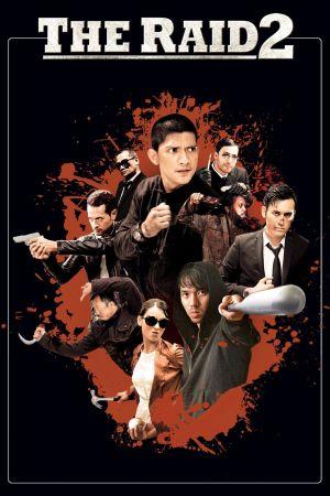 The Raid 2 film poster