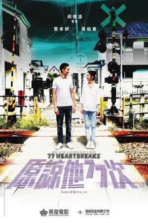 77 Heartbreaks film poster