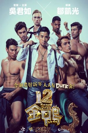 12 Golden Ducks film poster