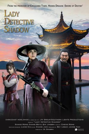 Lady Detective Shadow film poster