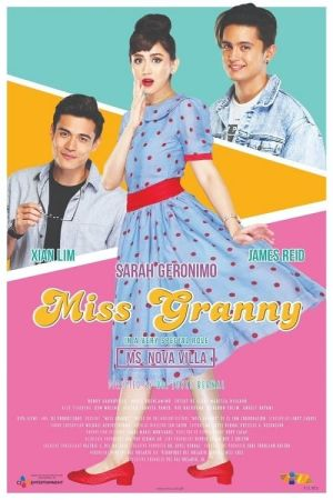 Miss Granny film poster