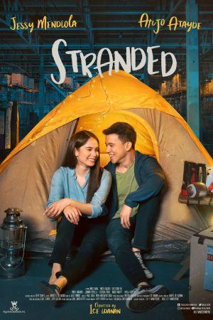 Stranded film poster