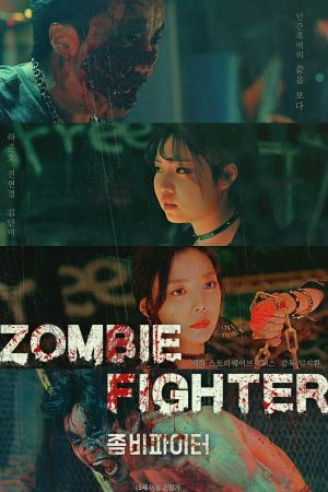 Zombie Fighter film poster