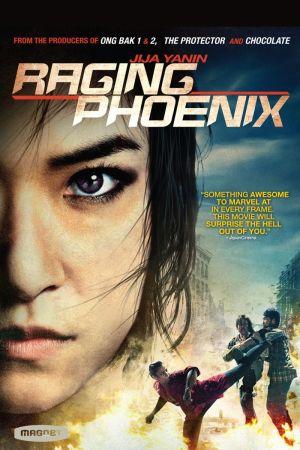 Raging Phoenix film poster
