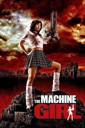 The Machine Girl film poster