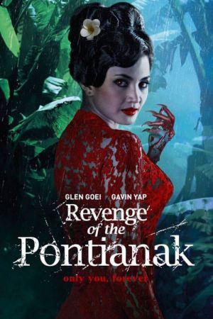 Revenge of the Pontianak film poster
