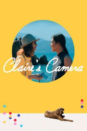 Claire's Camera film poster