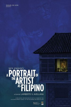 A Portrait of the Artist as Filipino film poster