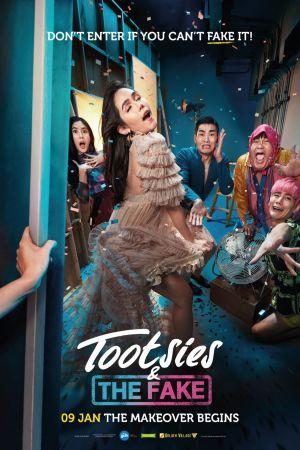 Tootsies & The Fake film poster