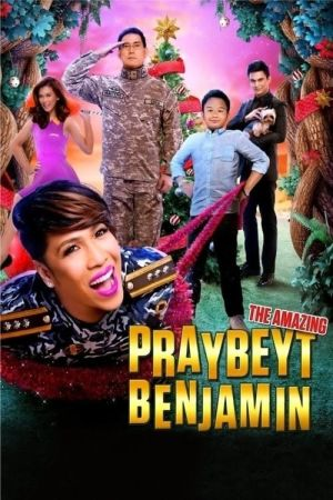 The Amazing Praybeyt Benjamin film poster
