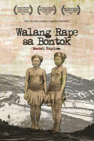 Bontok, Rapeless film poster