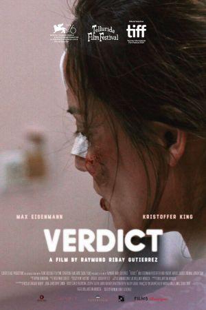 Verdict film poster