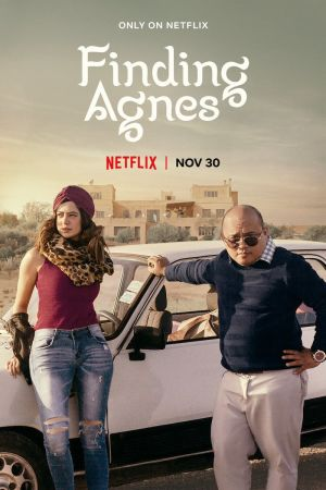 Finding Agnes film poster