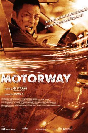 Motorway film poster