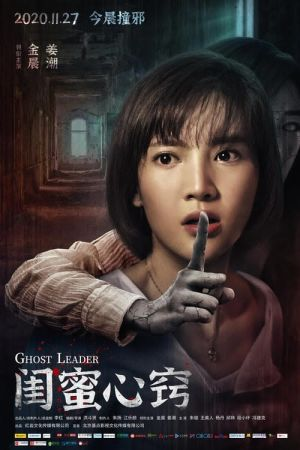 Ghost Leader film poster