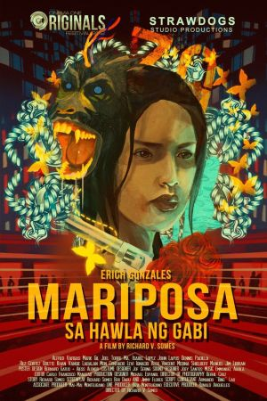 Mariposa in the Cage of the Night film poster