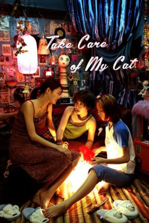 Take Care of My Cat film poster