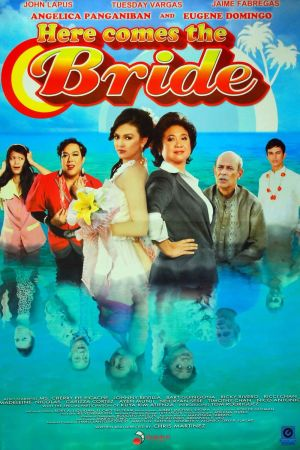 Here Comes the Bride film poster
