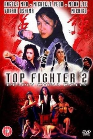 Top Fighter 2 film poster