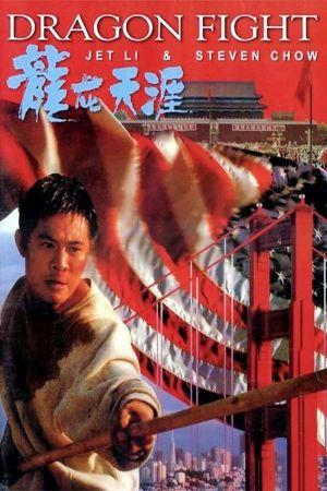 Dragon Fight film poster