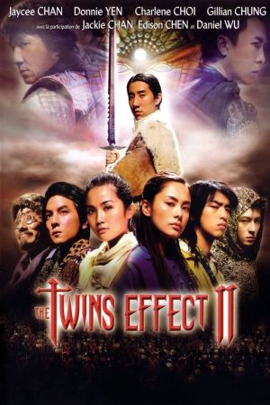 The Twins Effect II film poster