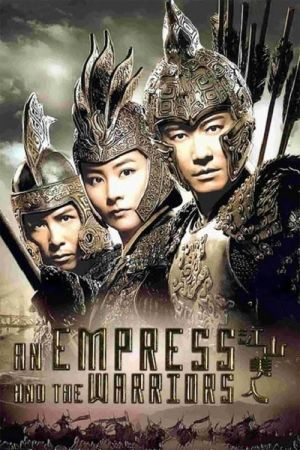 An Empress and the Warriors film poster