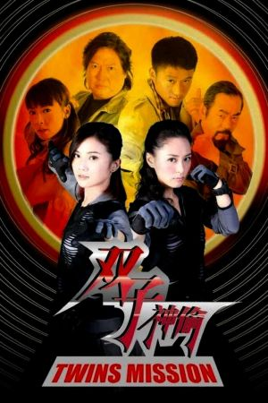 Twins Mission film poster