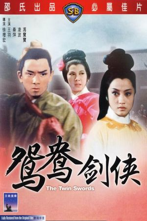The Twin Swords film poster