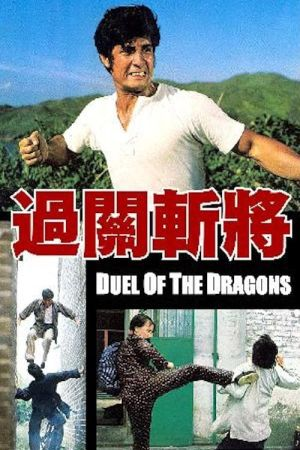 Duel of the Dragons film poster