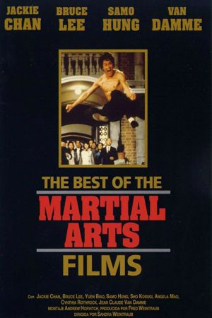 The Best of Martial Arts Films film poster