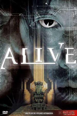 Alive film poster
