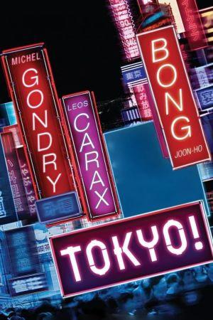 Tokyo! film poster