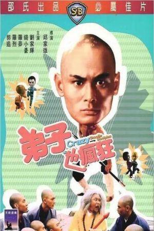Crazy Shaolin Disciples film poster