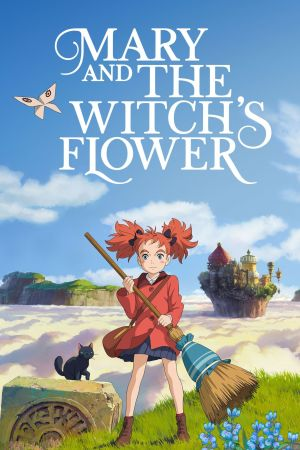 Mary and the Witch's Flower film poster