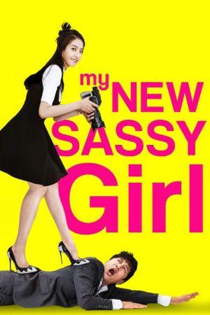 My New Sassy Girl film poster