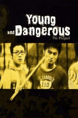 Young and Dangerous: The Prequel film poster