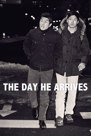The Day He Arrives film poster