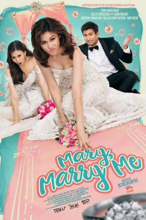 Mary, Marry Me film poster