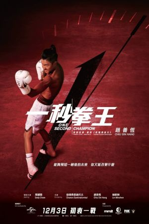 One Second Champion film poster