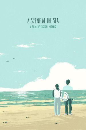 A Scene at the Sea film poster