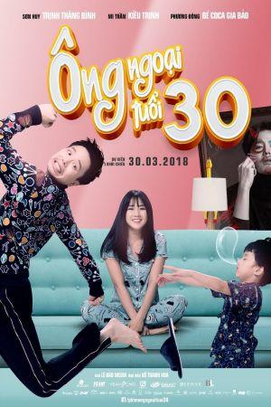 Ông Ngoại Tuổi 30 film poster